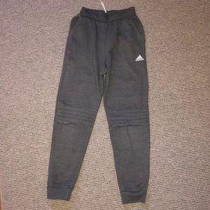 Adidas joggers. Boys size large (14/16).